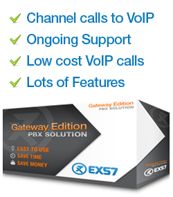 The Gateway PBX Edition