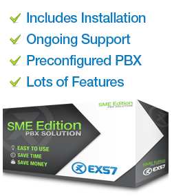 The SME PBX Edition